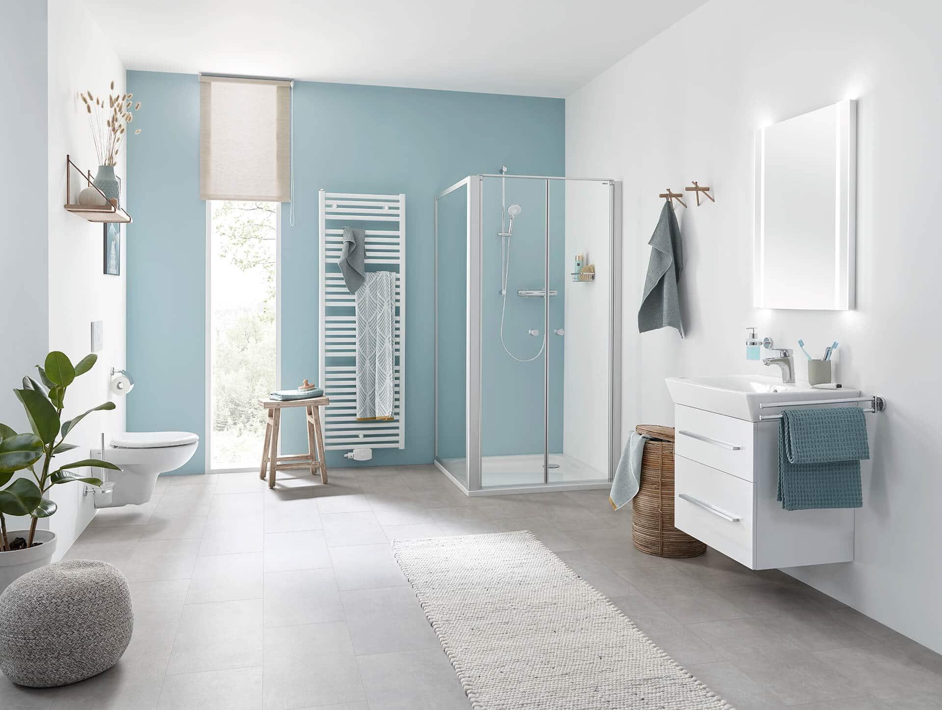 Ihr Bad auf höchstem Design-Niveau