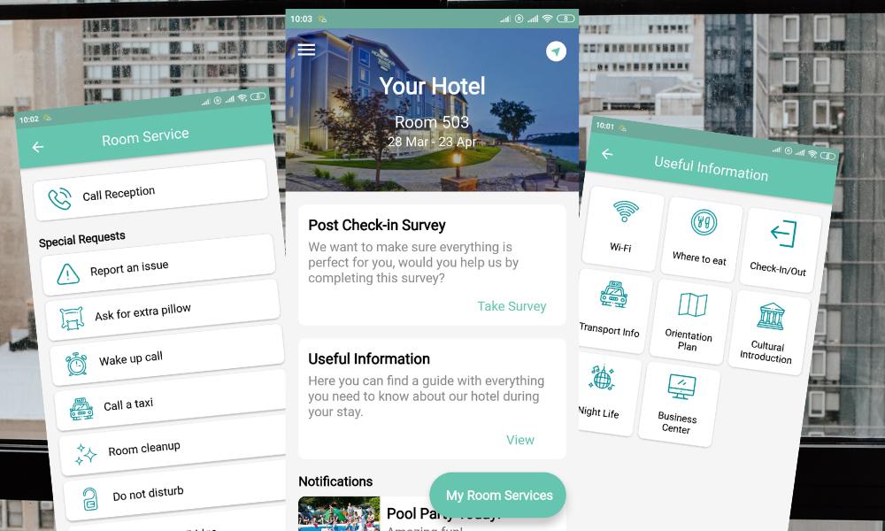 Hotel Management APP We Make Managing a Hotel Easy Guestifyu