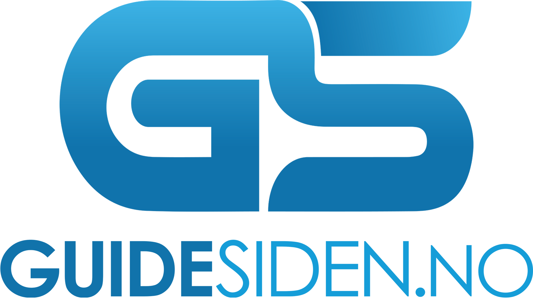 Guidesiden logo footer