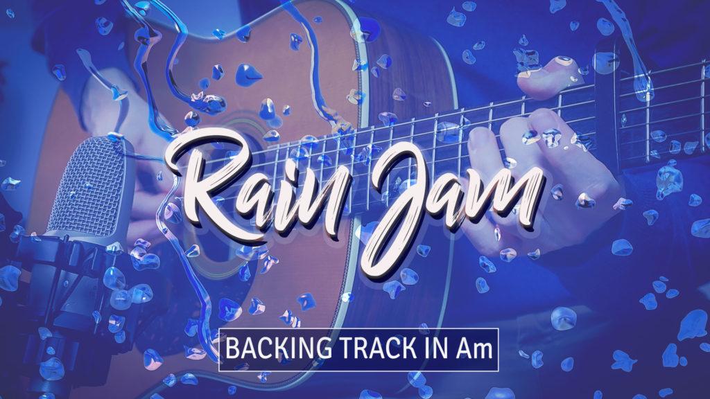 Sad Rock Ballad Backing Track