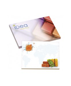 BIC 101x75 mm 50 Sheet Adhesive Notepads