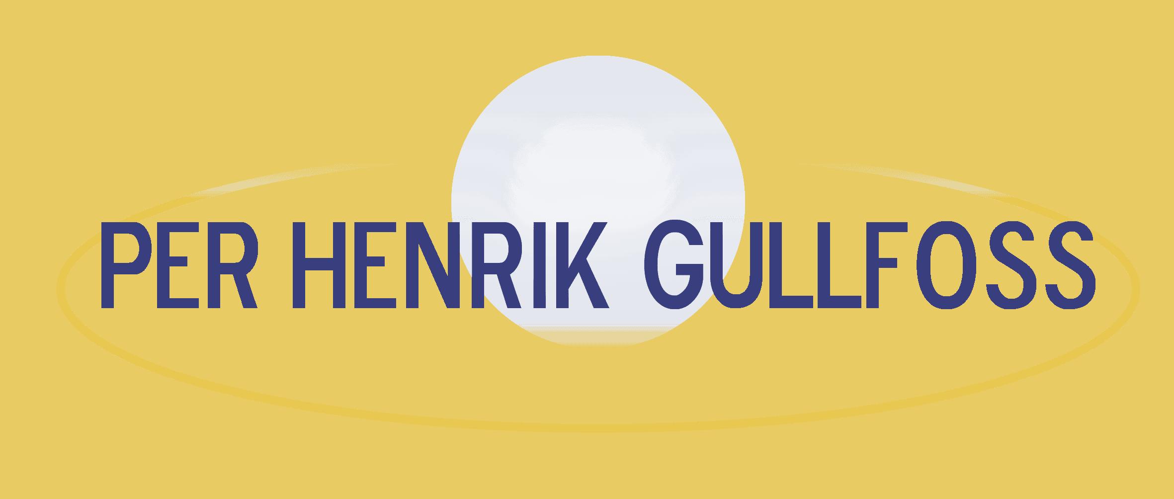 Per Henrik Gullfoss