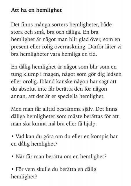 """Frågor till """"Stella och hemligheten"""" (3)"""