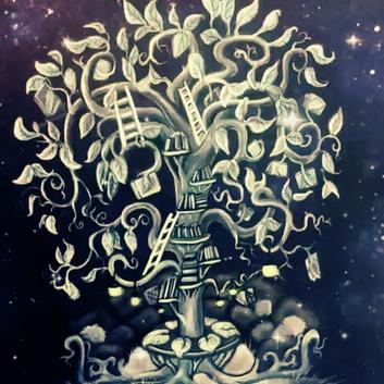 Sagoträd