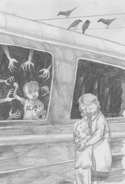 5. Det hemsökt tåget