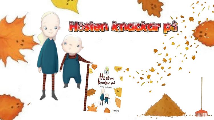 hösten knackar på