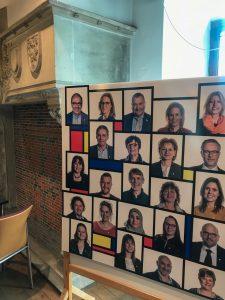 Leden van de gemeenteraad in Aalst