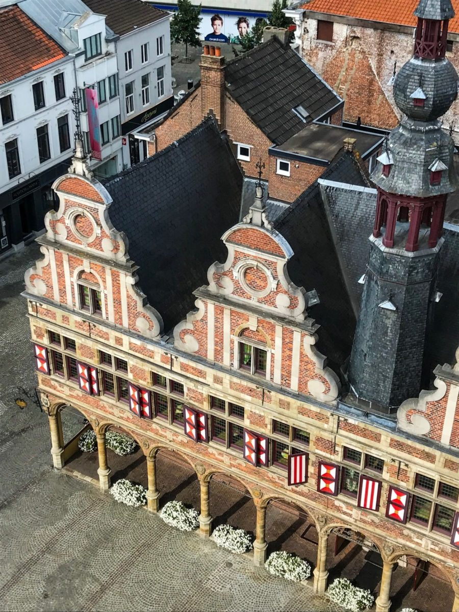 De borse van Amsterdam