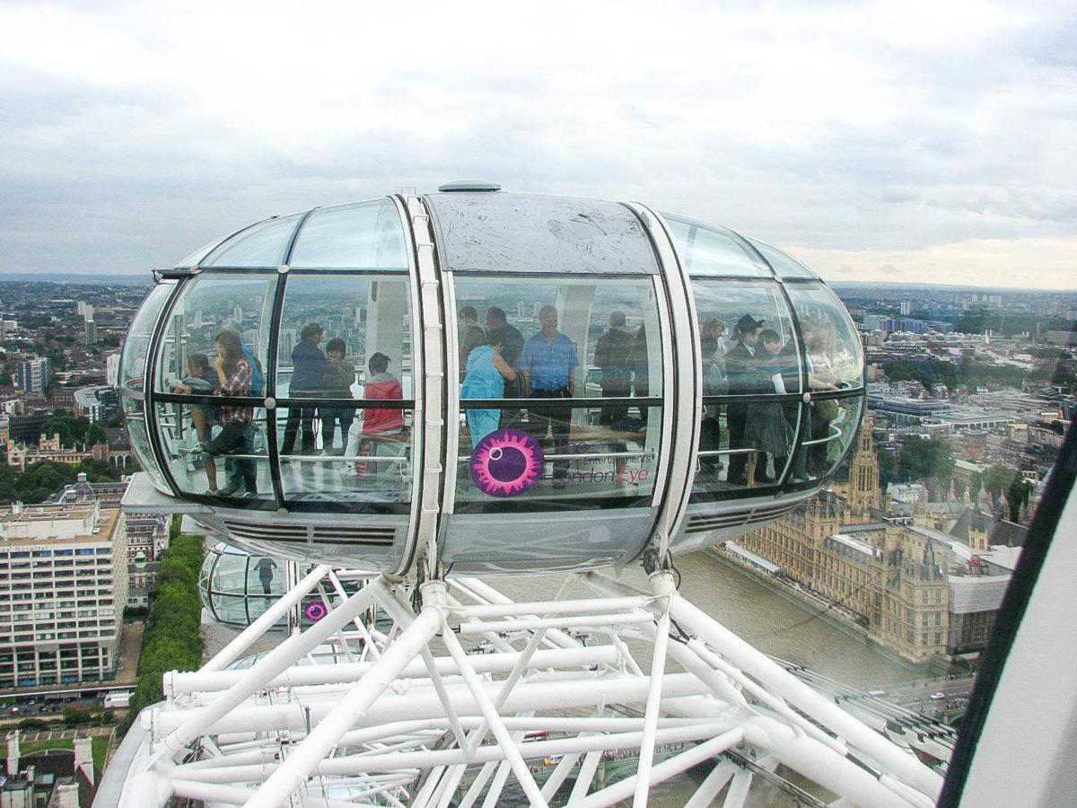 London Eye Dag 1 4 daagse