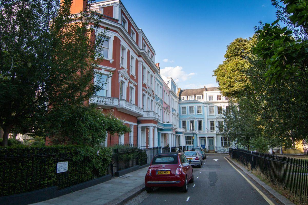 Chalcot Square Londen