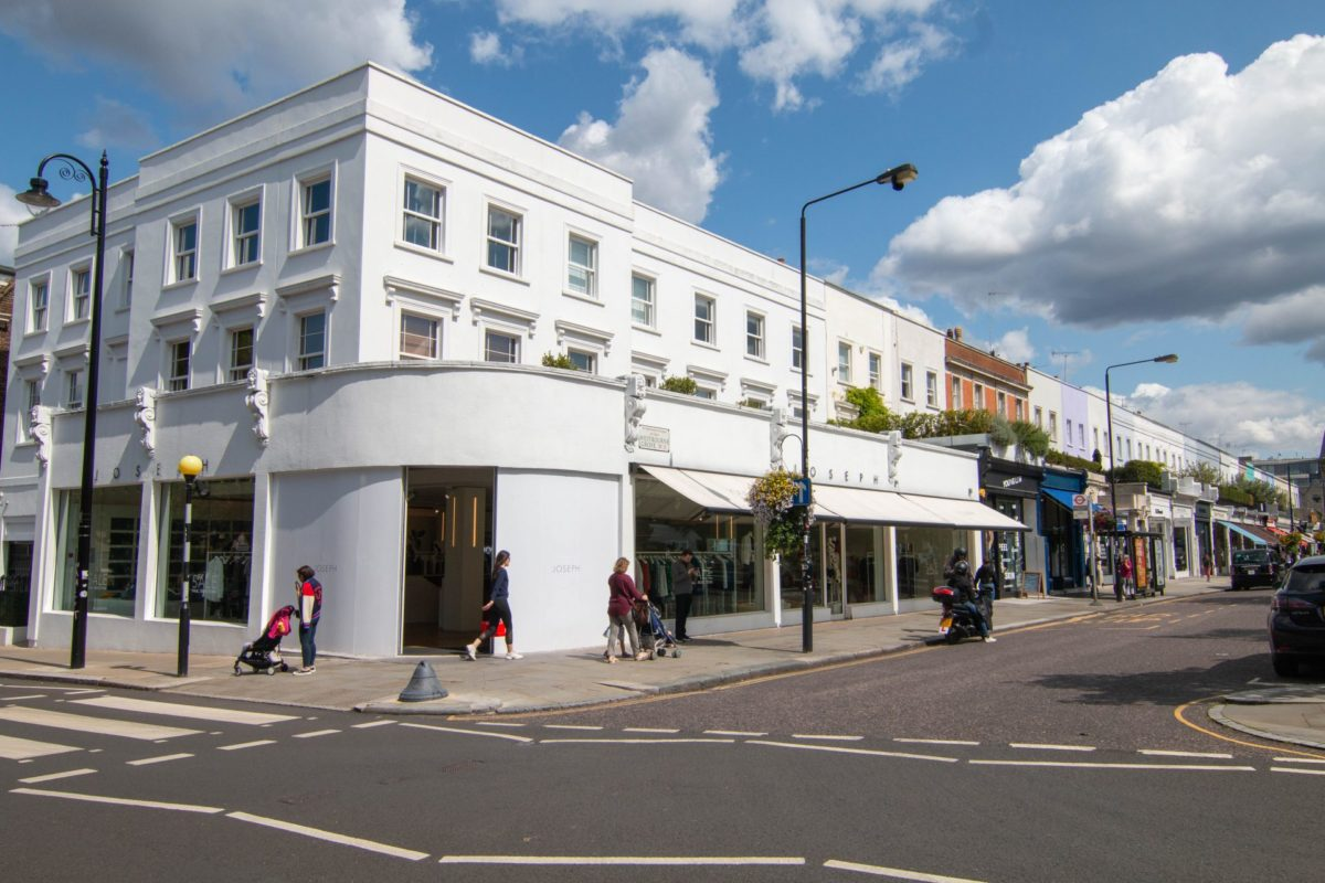 Colville Rd & Westbourne Grove