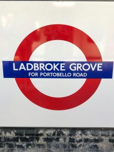 Ladbroke Grove Metro