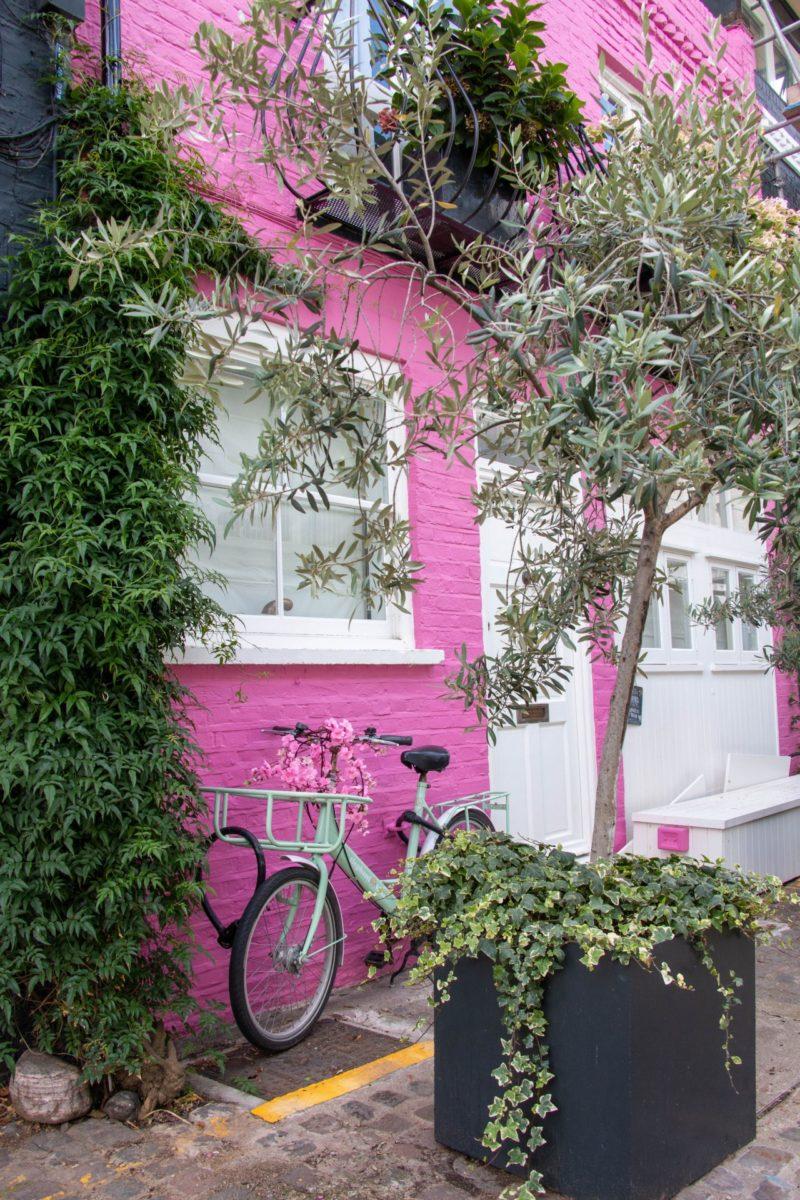 St Lukes Mews Notting Hill