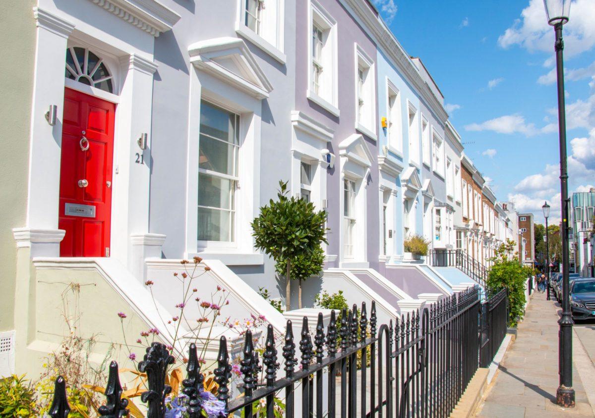 Hillgate Pl Notting Hill