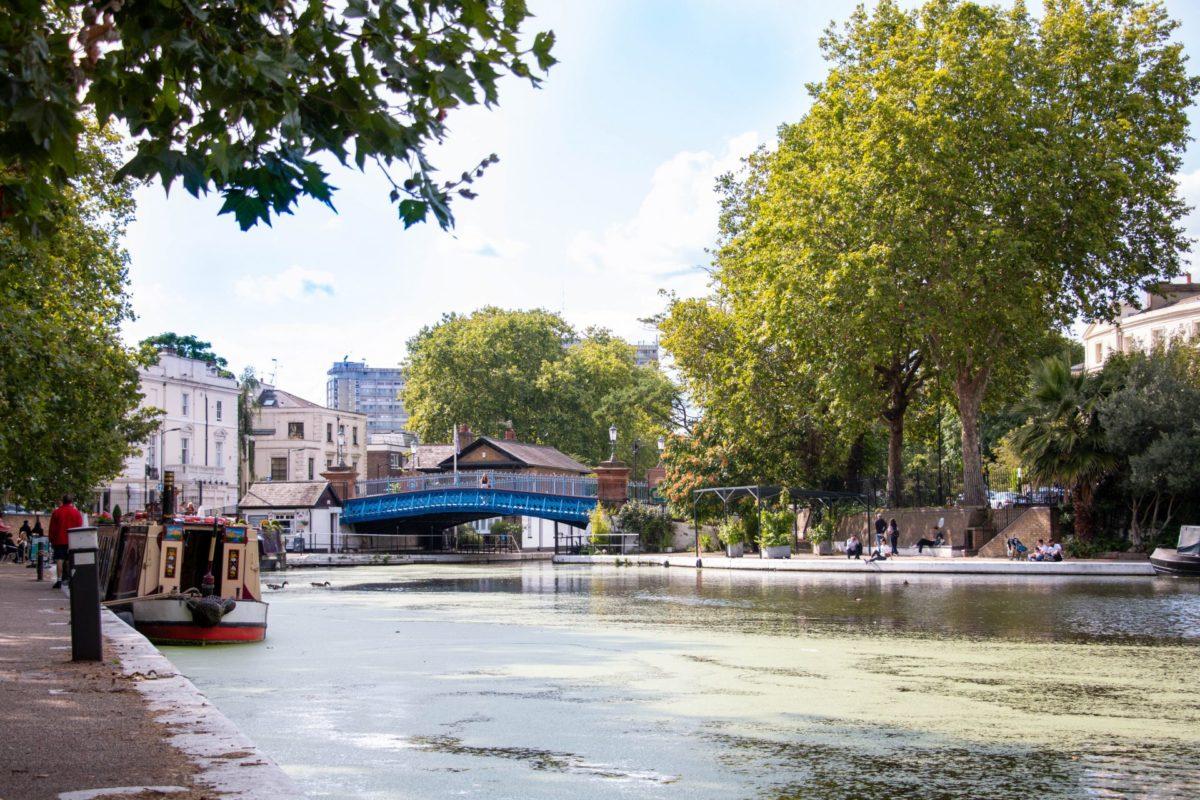 Londen Little Venice
