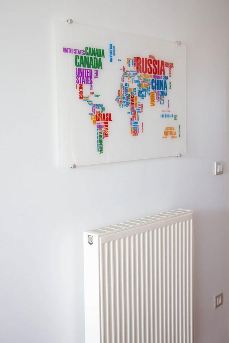 Wereldkaarten