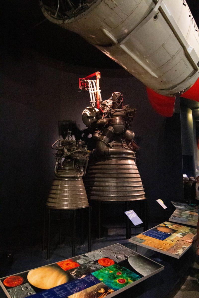 Exploring Space Science Museum