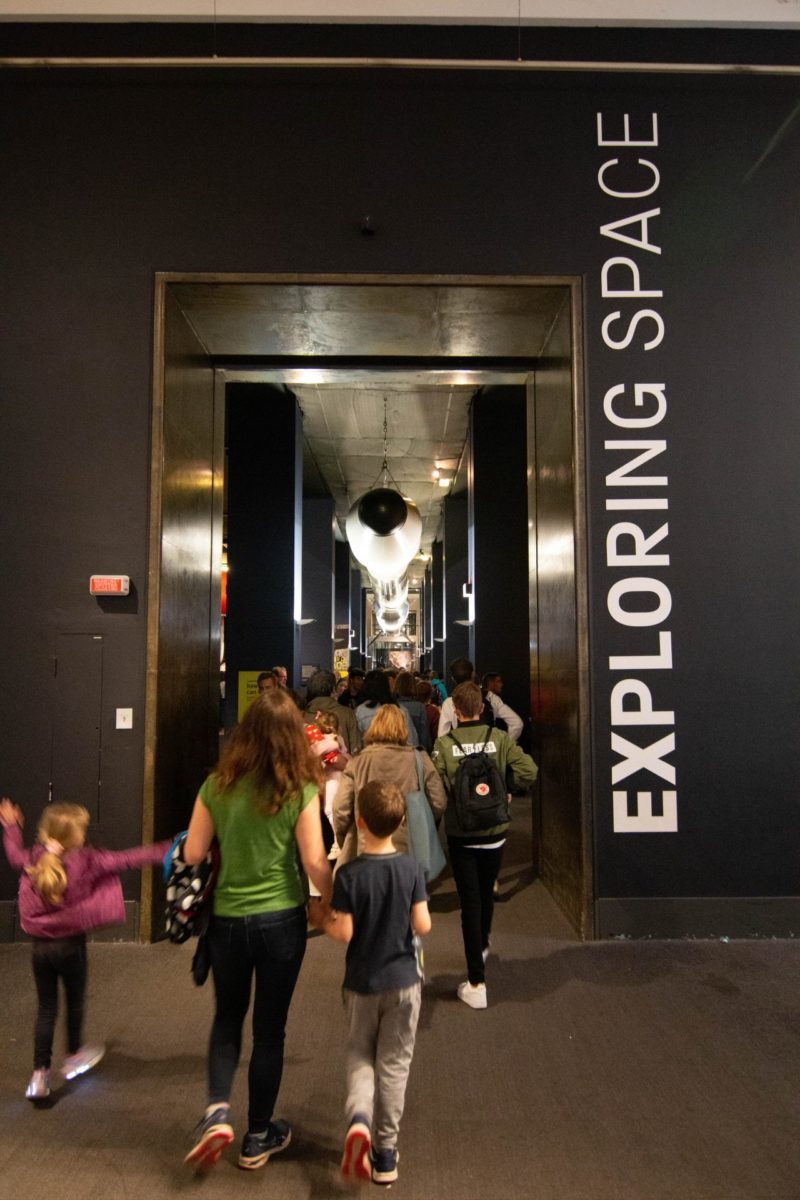 Exploring Space Science Museum Londen