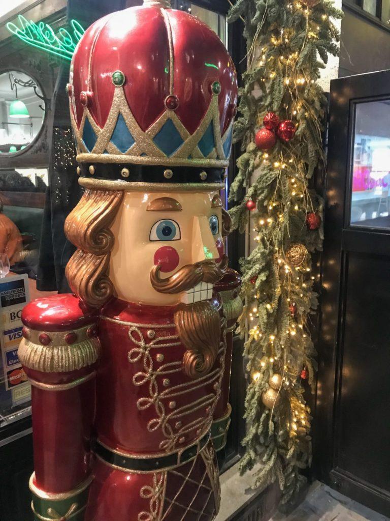Kerst in de Koningsgalerij