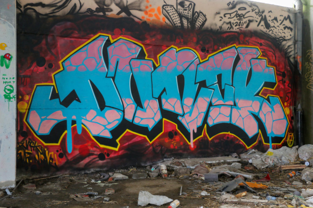 Graffiti Doel