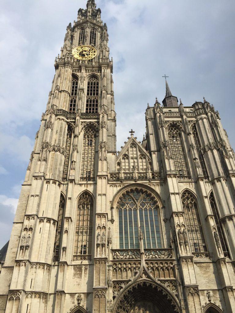 Vakantie in België Belfort Gent