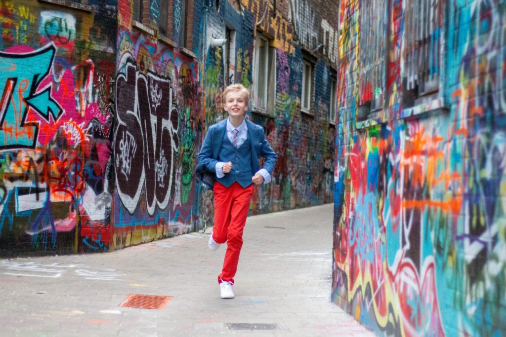Graffitistraatje