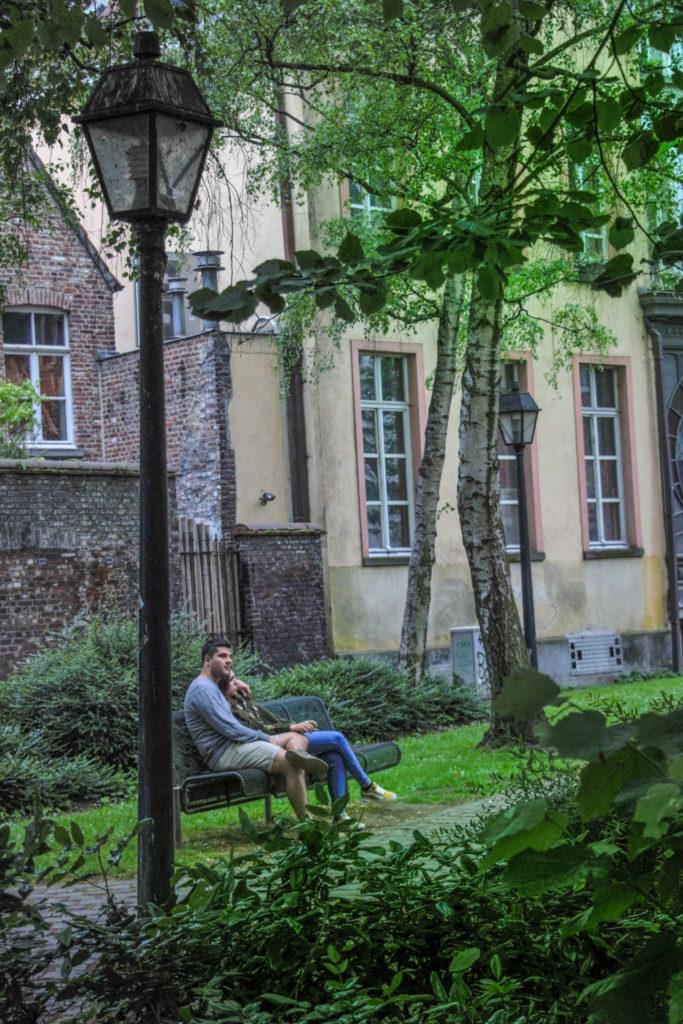 Park in Gent