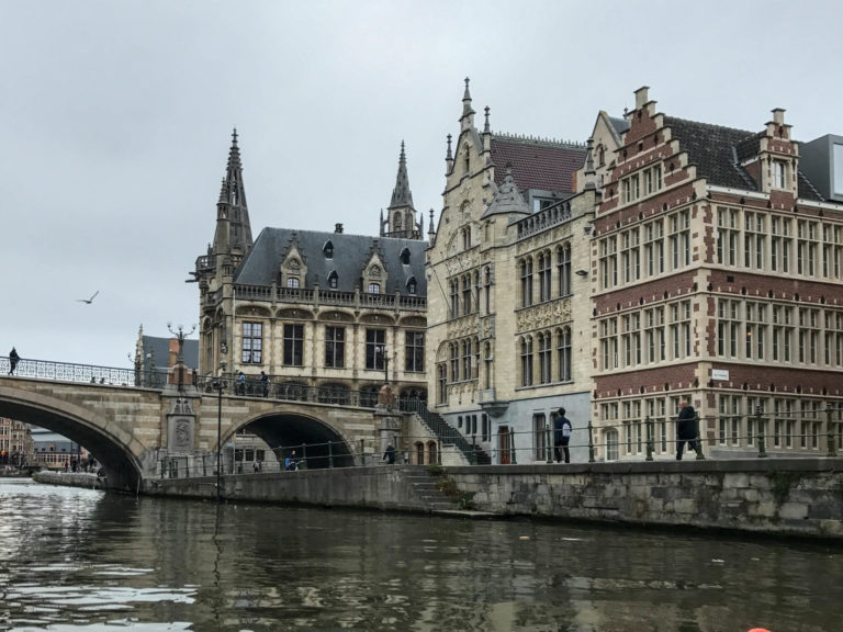 Sint Michielsbrug Gent