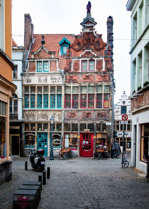 Vakantie in België Gent