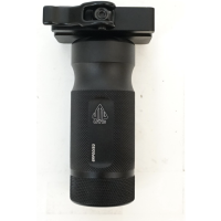 UTG - Combat Quality 4.1″ Metal Lever Mount Foregrip Low Profile