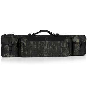 """Savior Equipment Urban Warfare 51"""" - Double Rifle Bag"""