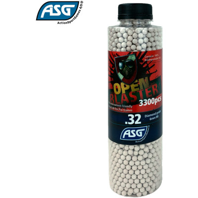 ASG - Open Blaster 0,32 - 3300pcs
