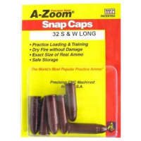 A-Zoom snap caps 32 S&W long