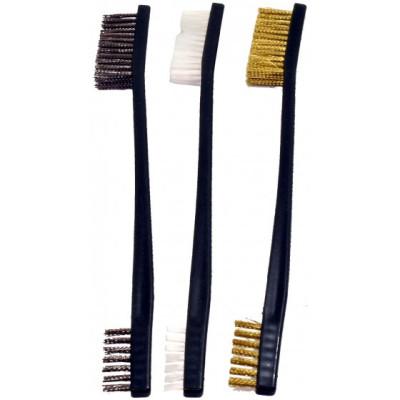 Double Alpha Academy - 3-pcs Utility Brush Set