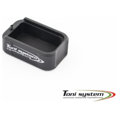 Toni System - +2 rounds pad magazine extension for CZ Shadow