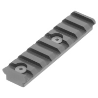 "UTG PRO 3.14""(8 Slots) Keymod Picatinny Rail Section"