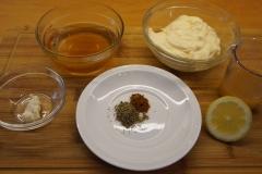 Alabama White Sauce Zutaten