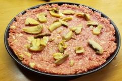 004_Teig_Hackfleischpizza