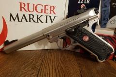 Ruger MK 4