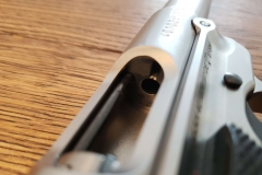 Ruger MK 4 Chamber