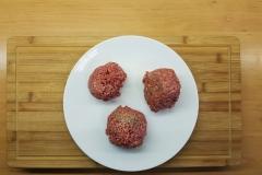 Fleisch für den Big Tasty Bacon Burger