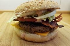Mein Big Tasty Bacon Burger