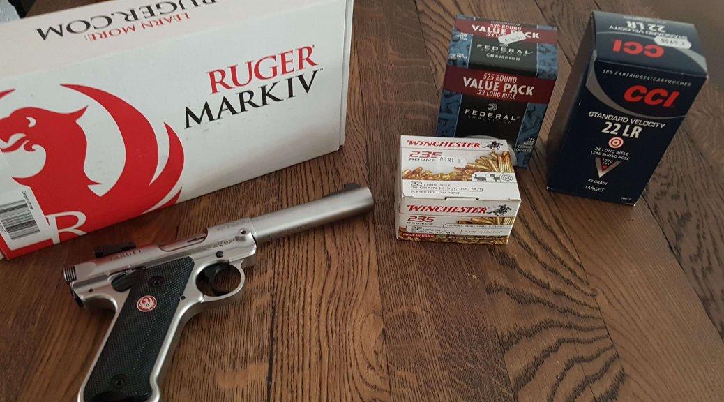 Ruger MK4