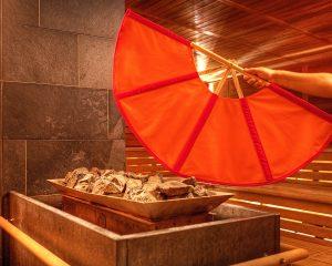 Vifte til saunagus