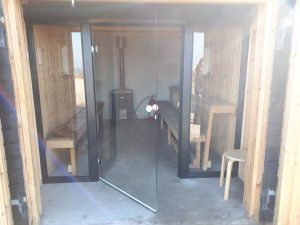 Saunagus i Tisvildeleje med gusmester Birger @ Saunagus med Birger