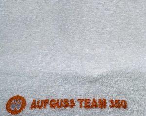 Saunagus håndklæde