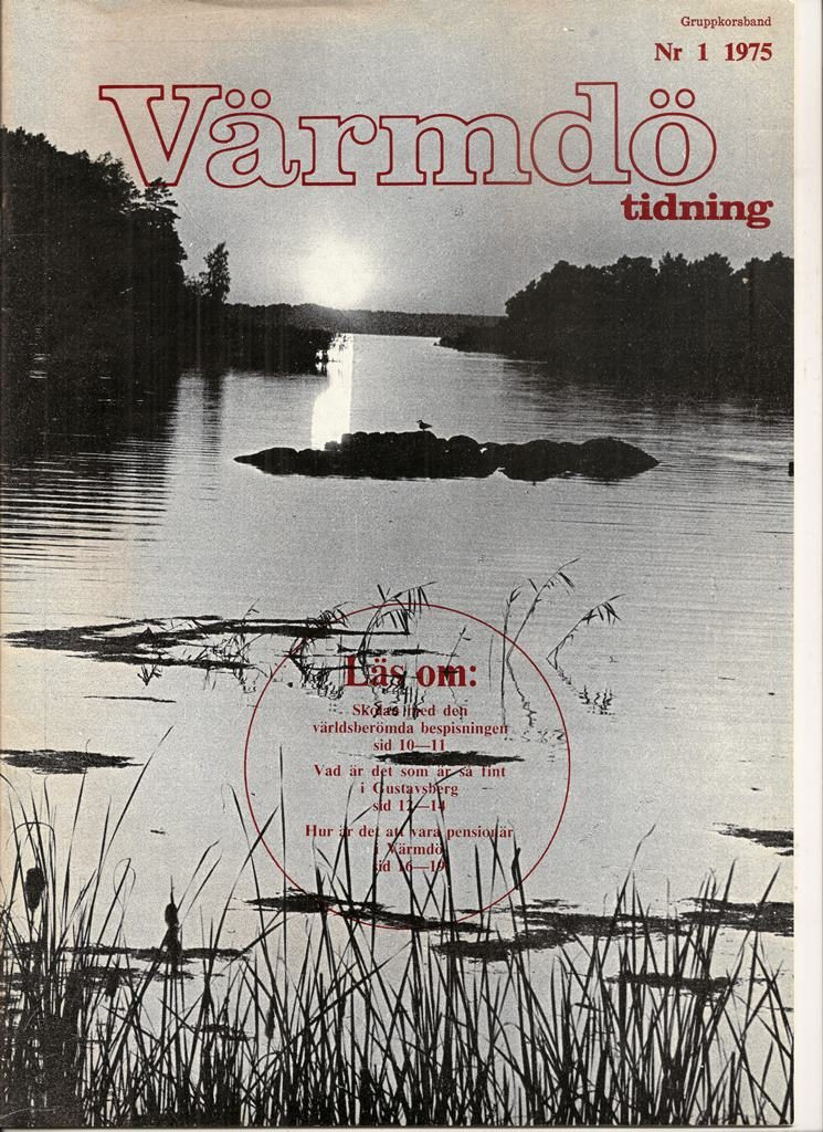 Värmdö Tidning 1975 nr1