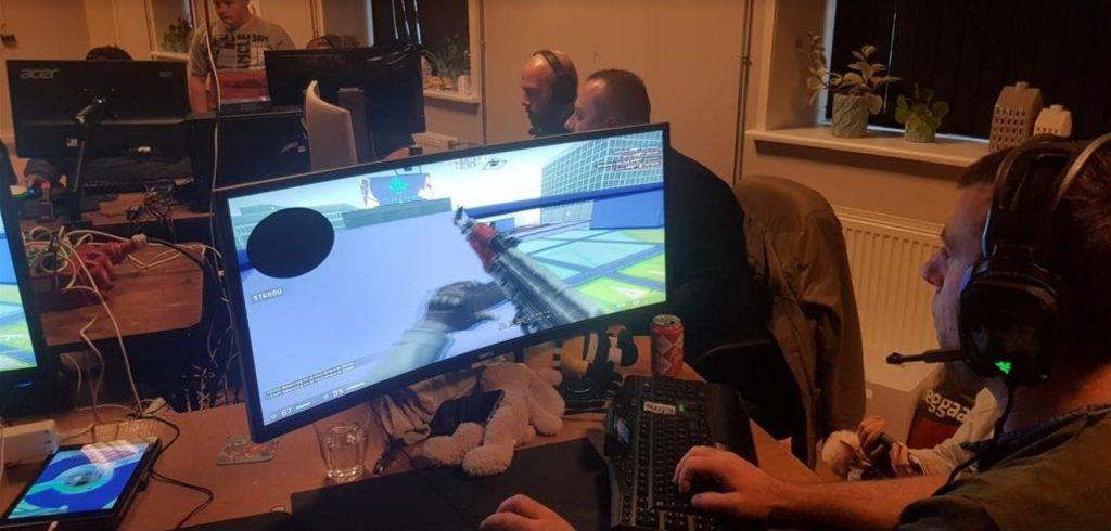 35 gamere til 14. udgave af Gylling Gaming Event