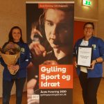 Gylling Sport og Idræt er Årets Forening i DGI Østjylland 2020