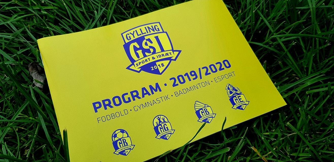 Gylling Sport og Idræt klar med programmet for 2019/2020